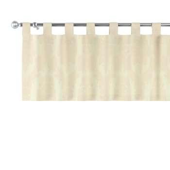 Gardinkappe med stropper 130 × 40 cm fra kolleksjonen Damasco, Stoffets bredde: 613-01