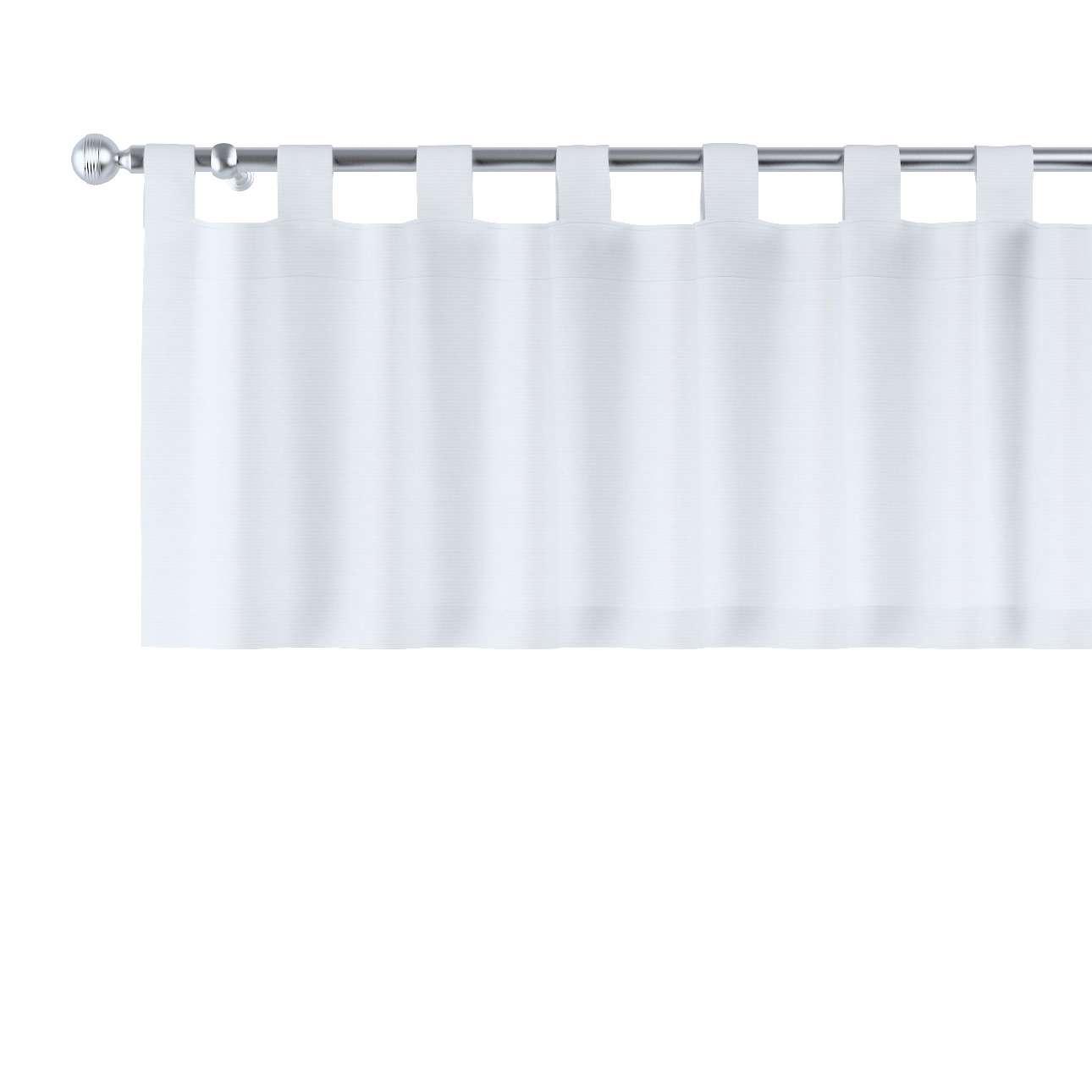 Gardinkappe med stropper fra kollektionen Jupiter, Stof: 127-01