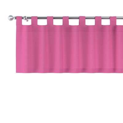 Kurzgardine mit Schlaufen 127-24 rosa Kollektion Jupiter