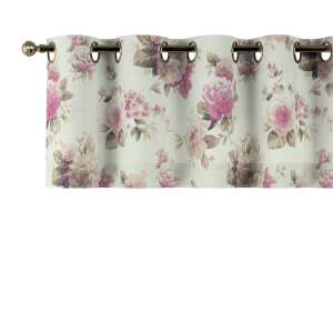 Lambrekin na kółkach 130x40cm w kolekcji Mirella, tkanina: 141-07