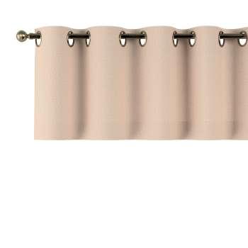Gardinkappa med öljetter i kollektionen Edinburgh, Tyg: 115-78