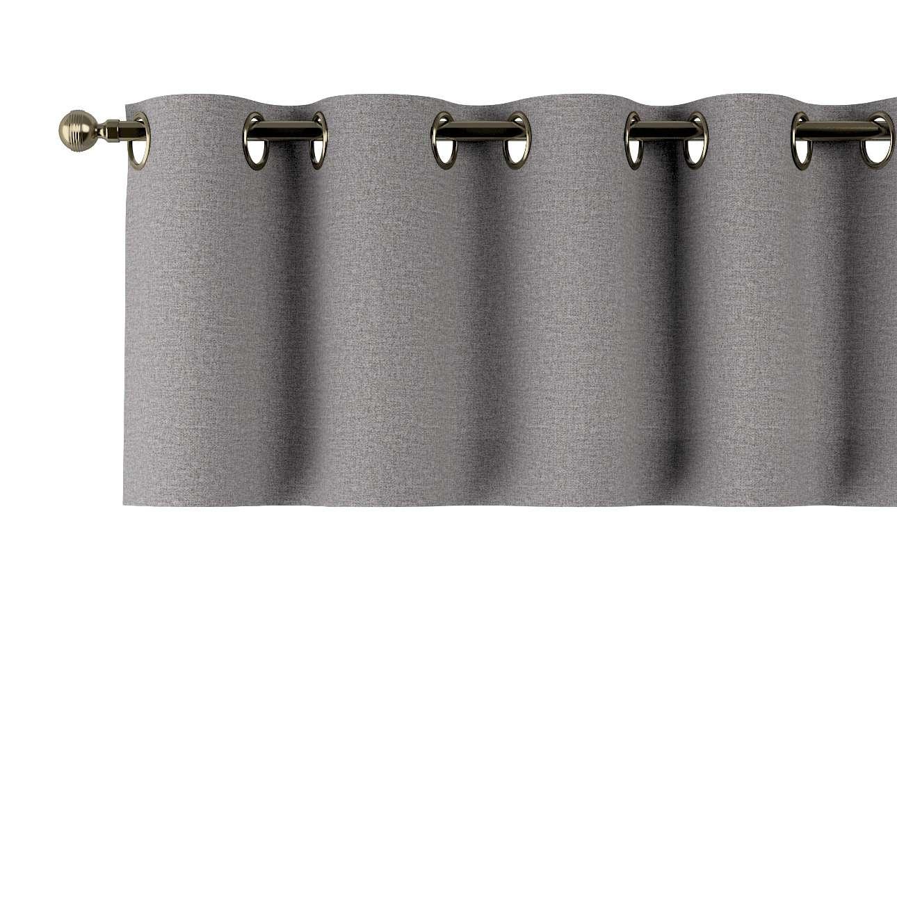 Gardinkappa med öljetter 130x40cm i kollektionen Edinburgh , Tyg: 115-81