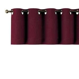 Lambrekin na kroužcích  130x40cm v kolekci Chenille , látka: 702-19