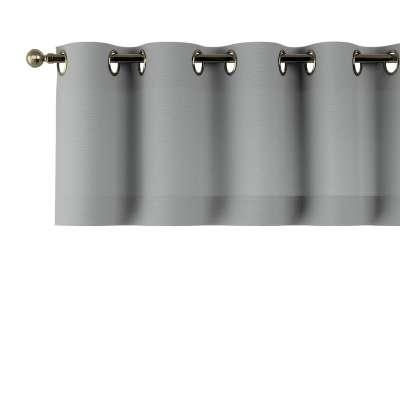 Kort gordijn met ringen van de collectie Loneta, Stof: 133-24