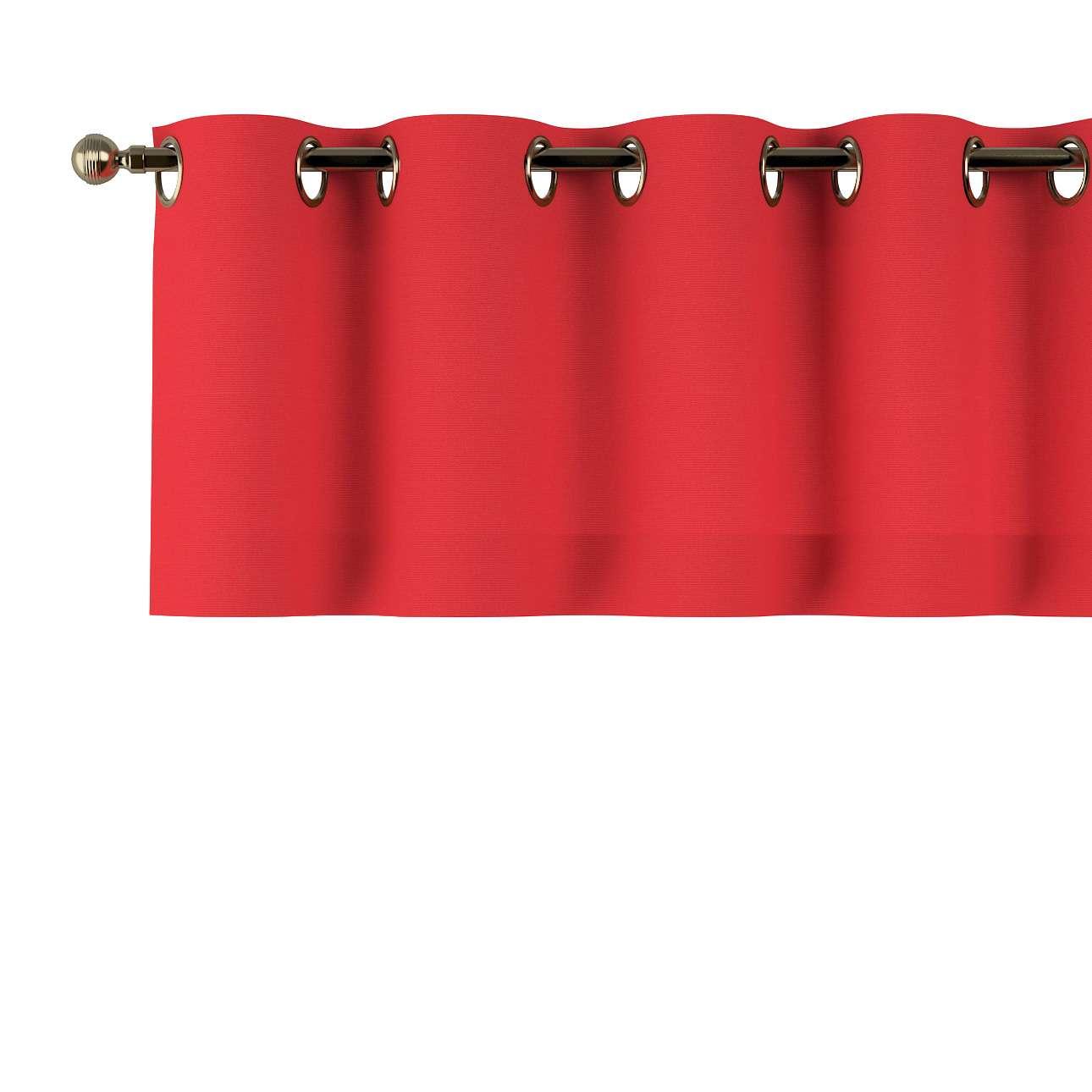Lambrekin na kroužcích  130x40cm v kolekci Loneta, látka: 133-43