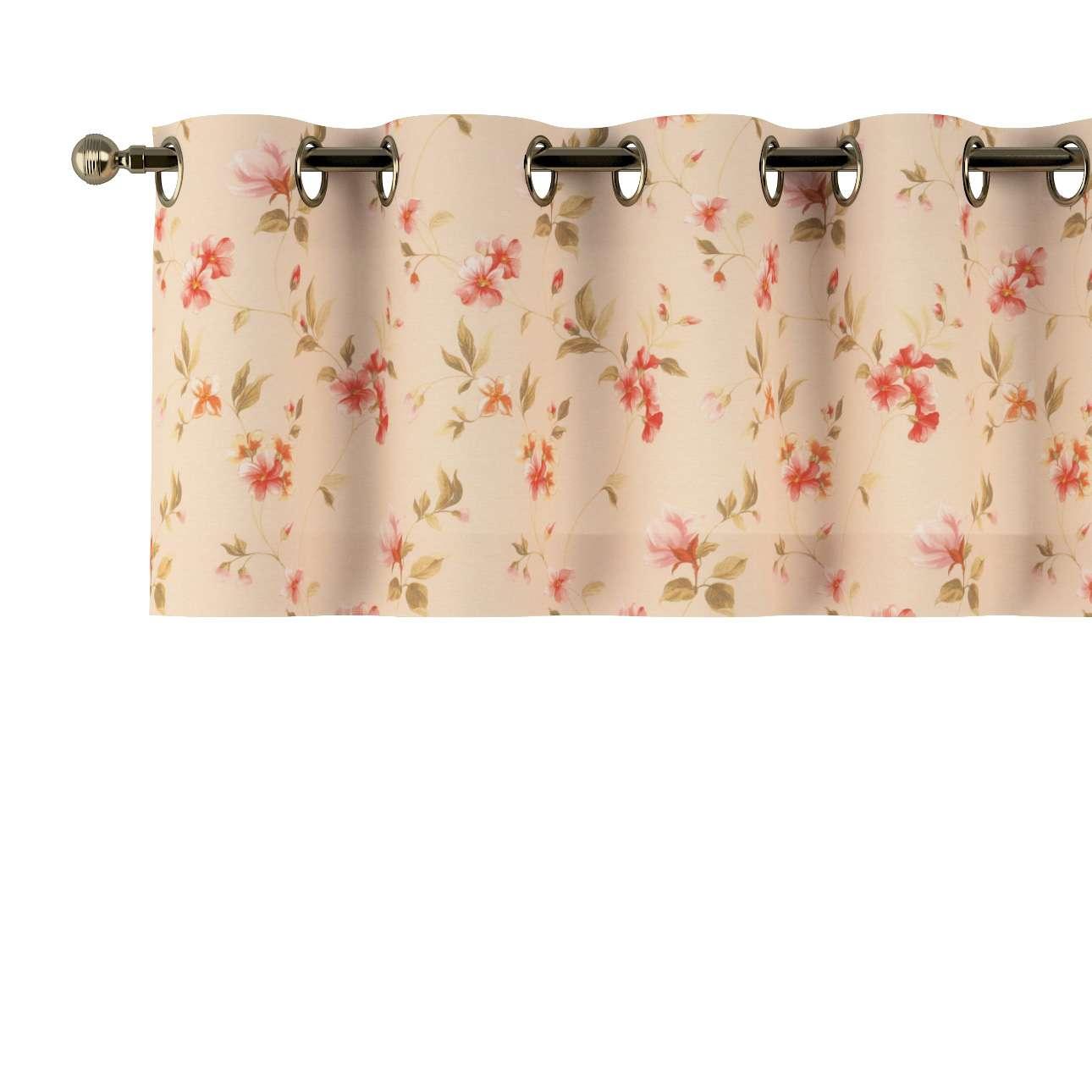 Krátky záves na kolieskach V kolekcii Londres, tkanina: 124-05