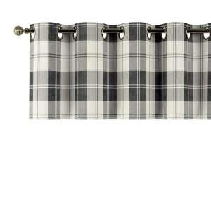 Kurzgardine mit Ösen 130x40cm von der Kollektion Edinburgh , Stoff: 115-74