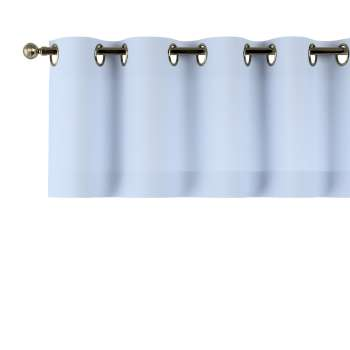 Kurzgardine mit Ösen 130x40cm von der Kollektion Loneta, Stoff: 133-35