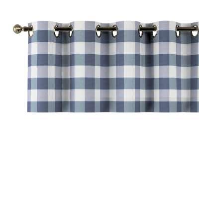 Krátky záves na kolieskach V kolekcii Quadro, tkanina: 136-03