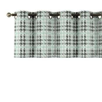 Krátky záves na kolieskach V kolekcii Brooklyn, tkanina: 137-77
