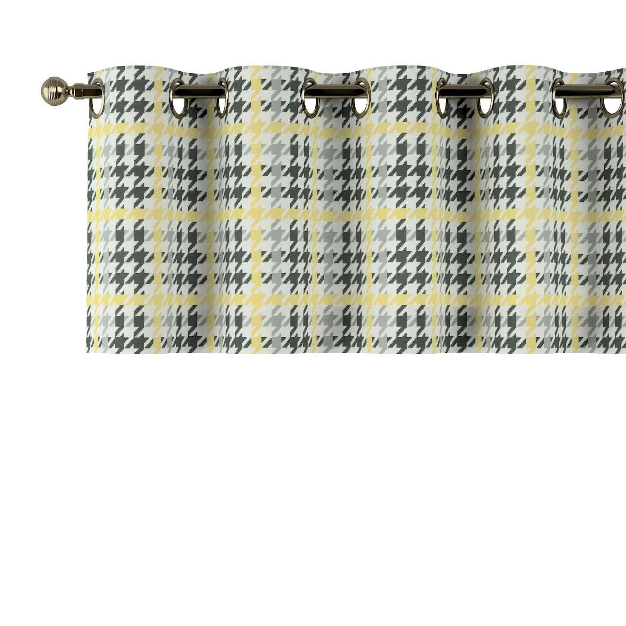 Lambrekin na kółkach 130x40cm w kolekcji Brooklyn, tkanina: 137-79