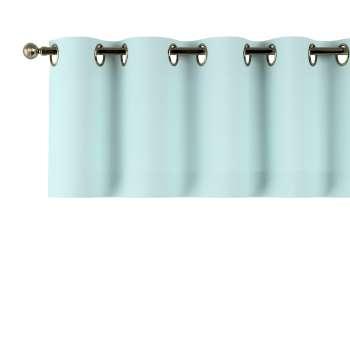 Gardinkappa med öljetter 130 × 40 cm i kollektionen Panama Cotton , Tyg: 702-10