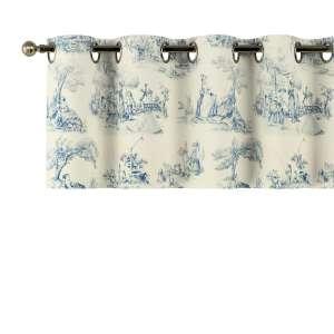 Lambrekin na kółkach 130x40cm w kolekcji Avinon, tkanina: 132-66