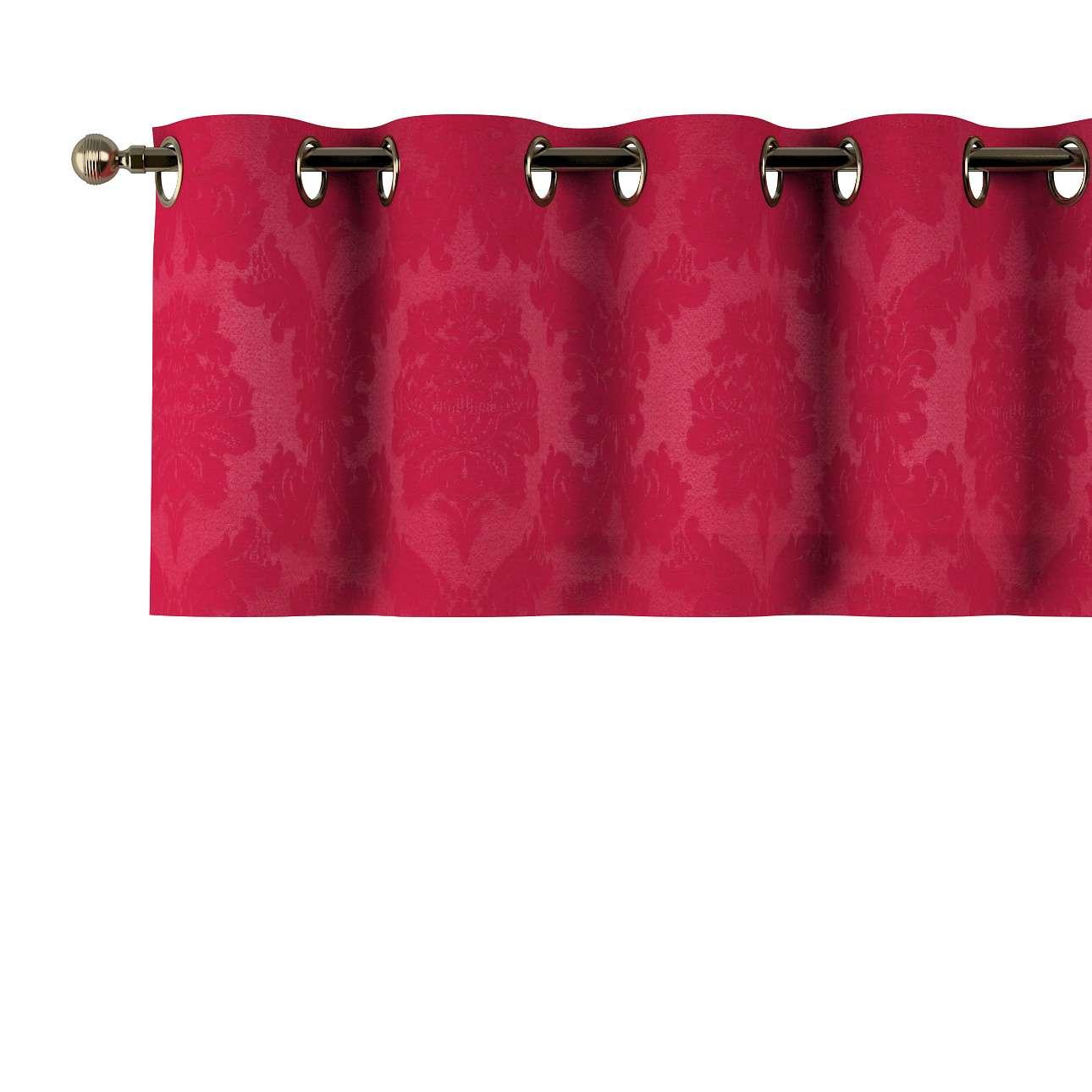 Krátky záves na kolieskach V kolekcii Damasco, tkanina: 613-13
