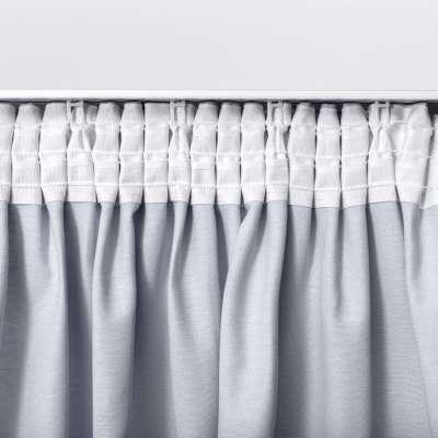 Záves na riasiacej páske V kolekcii Damasco, tkanina: 141-77