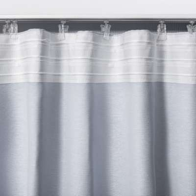Vorhang mit Kräuselband von der Kollektion Loneta, Stoff: 133-61