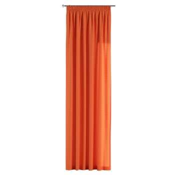 Vorhang mit Kräuselband von der Kollektion Jupiter, Stoff: 127-35