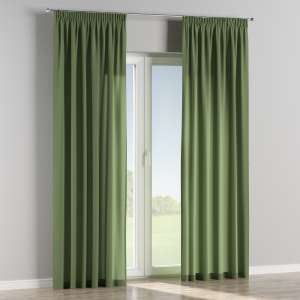 Pencil pleat curtains 130 x 260 cm (51 x 102 inch) in collection Jupiter, fabric: 127-52
