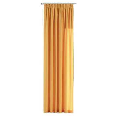 Pencil pleat curtains in collection Jupiter, fabric: 127-46