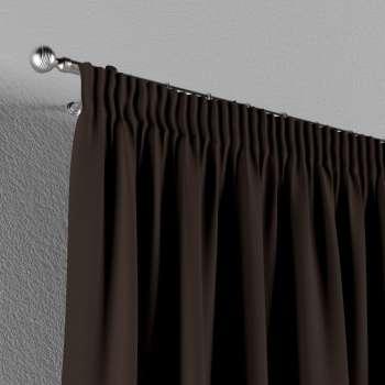 Vorhang mit Kräuselband 1 Stck. 130 x 260 cm von der Kollektion Cotton Panama, Stoff: 702-03