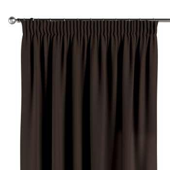 Pieštukinio klostavimo užuolaidos 130 × 260 cm (plotis × ilgis) kolekcijoje Cotton Panama, audinys: 702-03
