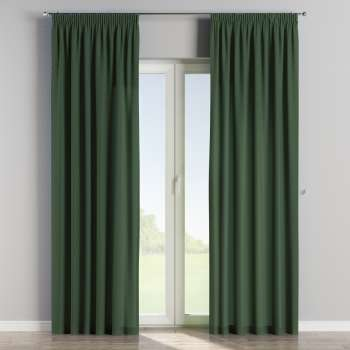 Pencil pleat curtains in collection Panama Cotton, fabric: 702-06
