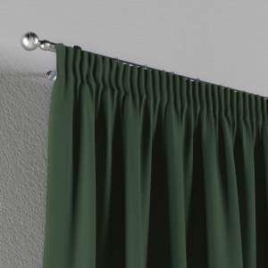 Vorhang mit Kräuselband 130 x 260 cm von der Kollektion Cotton Panama, Stoff: 702-06