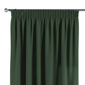 Gardin med rynkebånd 130 x 260 cm fra kollektionen Cotton Panama, Stof: 702-06