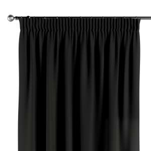 Pencil pleat curtains 130 x 260 cm (51 x 102 inch) in collection Cotton Panama, fabric: 702-08