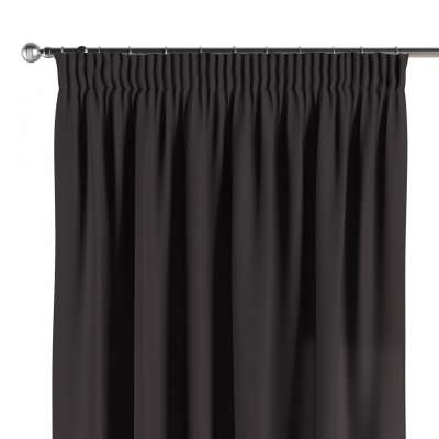 Pencil pleat curtains in collection Panama Cotton, fabric: 702-09
