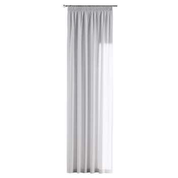 Záves na riasiacej páske 130 × 260 cm V kolekcii Linen, tkanina: 392-03