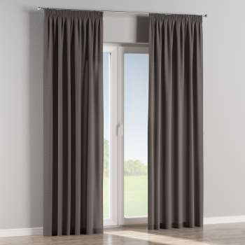 Pencil pleat curtains 130 x 260 cm (51 x 102 inch) in collection Edinburgh, fabric: 115-77