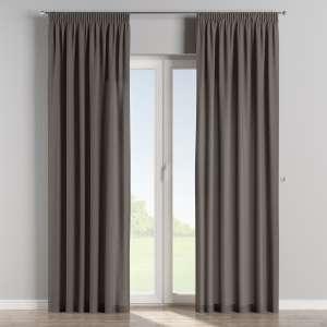 Pencil pleat curtains 130 x 260 cm (51 x 102 inch) in collection Edinburgh, fabric: 115-77