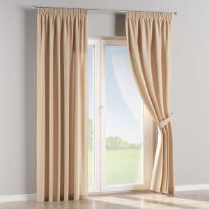 Pencil pleat curtains 130 x 260 cm (51 x 102 inch) in collection Edinburgh, fabric: 115-78