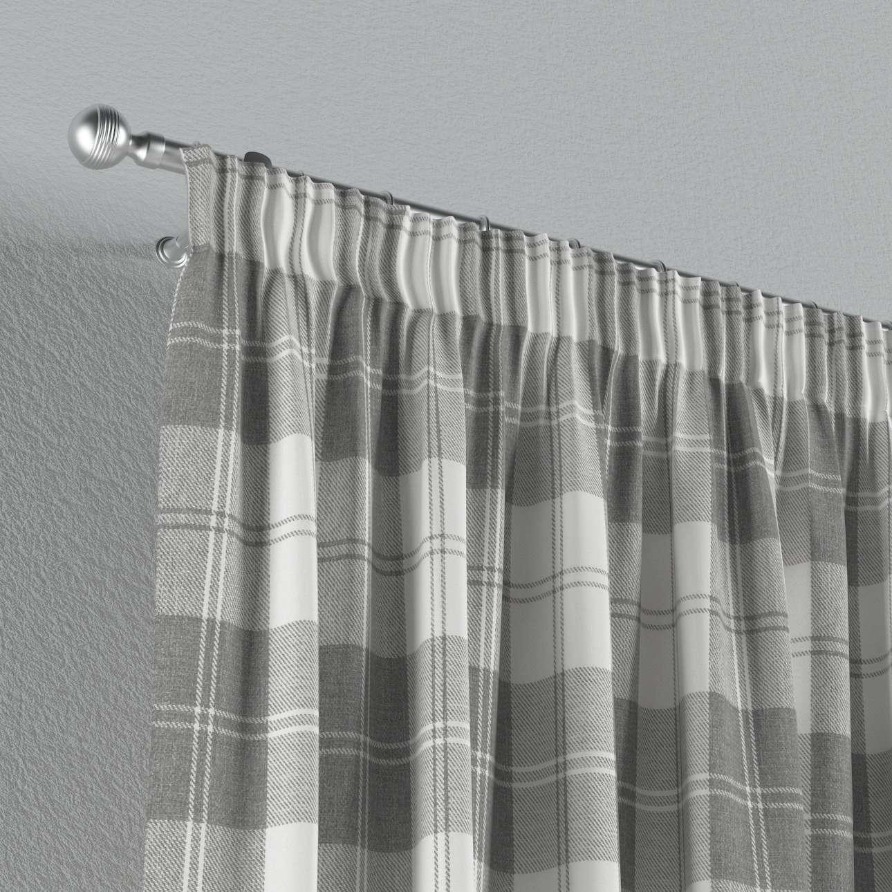 Vorhang mit Kräuselband 1 Stck. 130 x 260 cm von der Kollektion Edinburgh , Stoff: 115-79