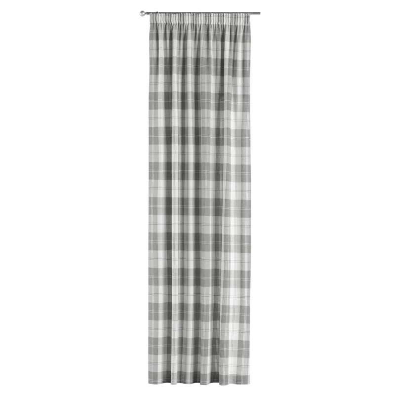 Pencil pleat curtain in collection Edinburgh, fabric: 115-79