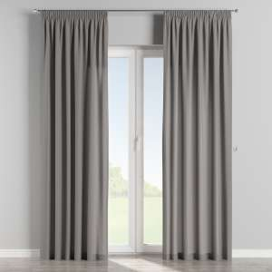 Pencil pleat curtains 130 x 260 cm (51 x 102 inch) in collection Edinburgh , fabric: 115-81