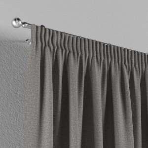Vorhang mit Kräuselband 130 x 260 cm von der Kollektion Edinburgh , Stoff: 115-81