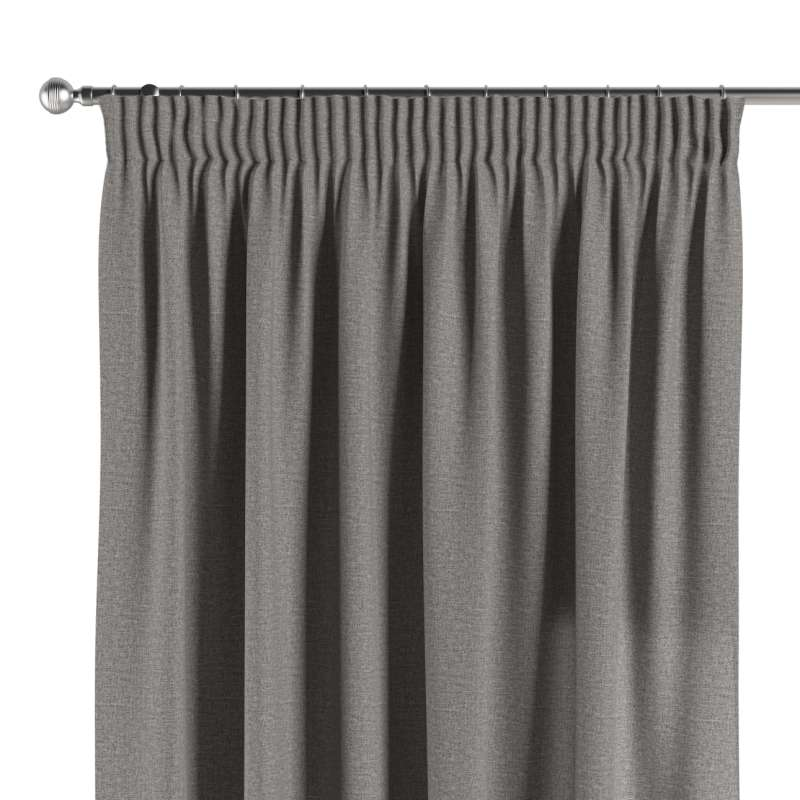Pencil pleat curtain in collection Edinburgh, fabric: 115-81