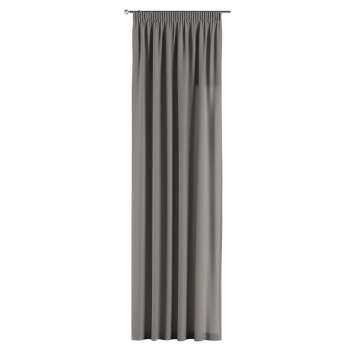 Gardin med rynkebånd 130 × 260 cm fra kollektionen Edinburgh, Stof: 115-81