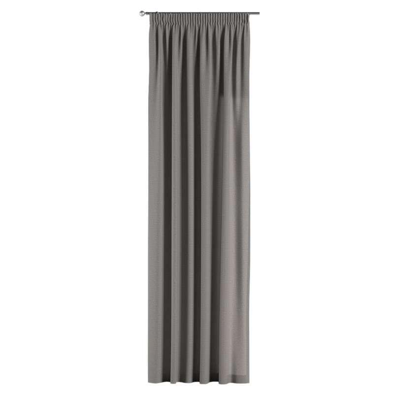 Pencil pleat curtains in collection Edinburgh, fabric: 115-81