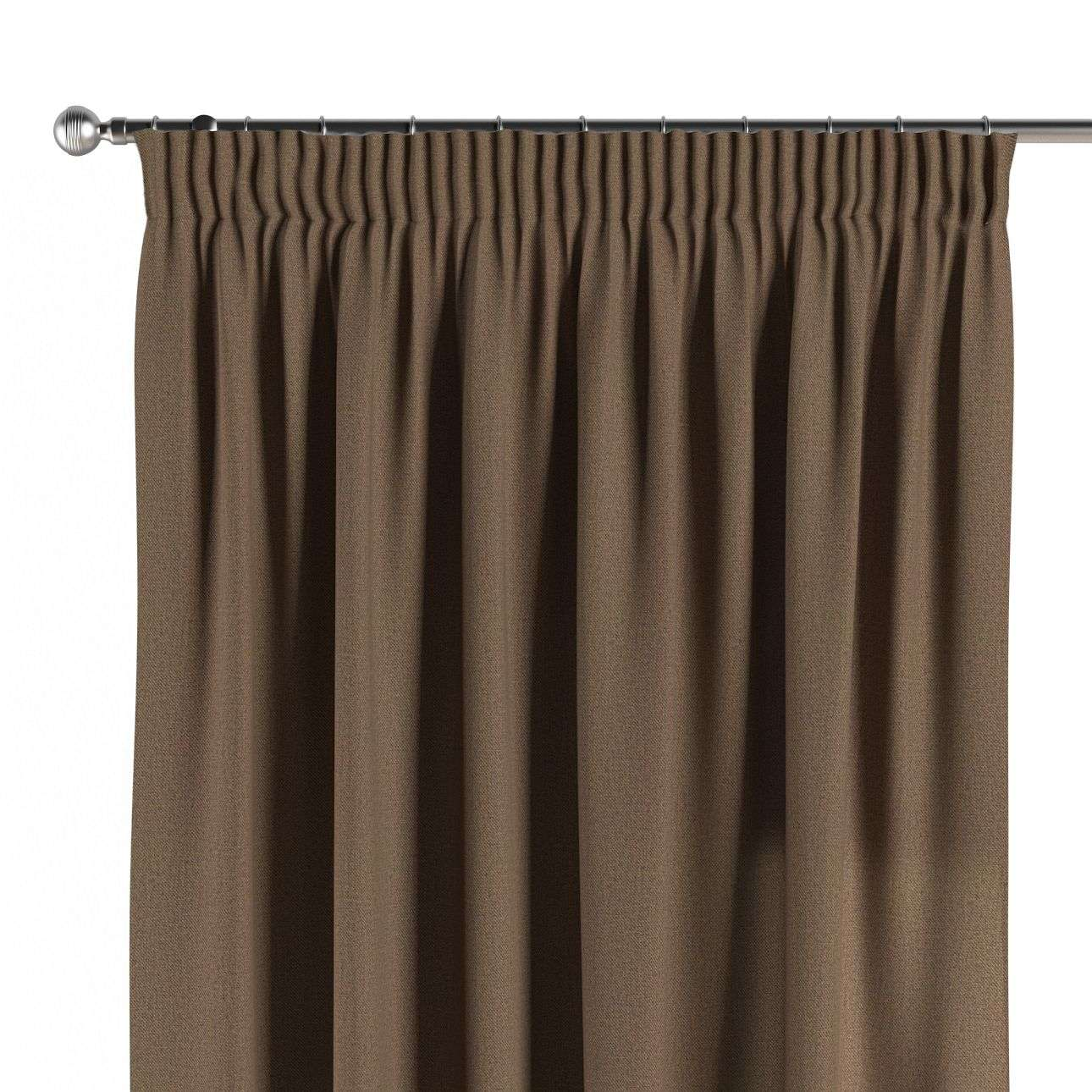 Pencil pleat curtains 130 x 260 cm (51 x 102 inch) in collection Edinburgh, fabric: 115-85