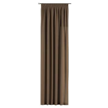 Pencil pleat curtains in collection Edinburgh, fabric: 115-85