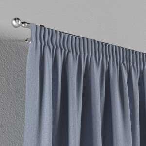 Vorhang mit Kräuselband 130 x 260 cm von der Kollektion Chenille , Stoff: 702-13