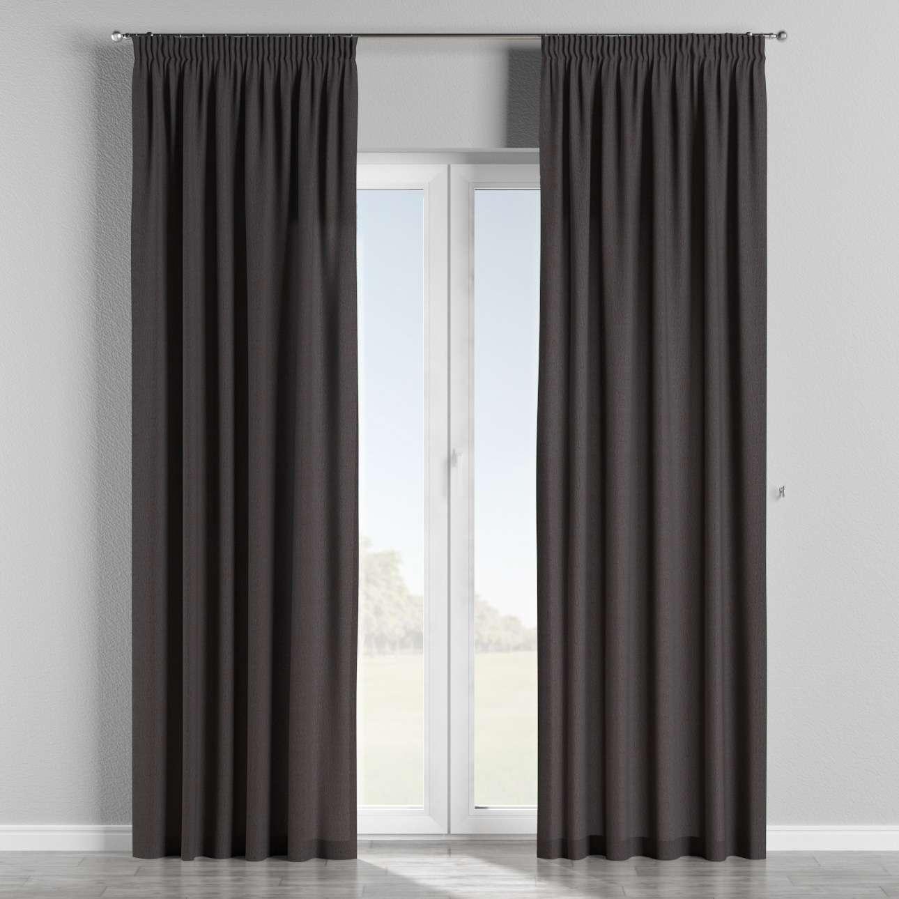 Függöny ráncolóval 130 x 260 cm a kollekcióból Bútorszövet CHENILLE, Dekoranyag: 702-20