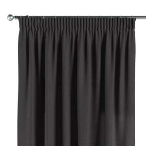 Pencil pleat curtains 130 x 260 cm (51 x 102 inch) in collection Chenille, fabric: 702-20