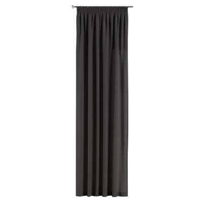 Pencil pleat curtains in collection Chenille, fabric: 702-20