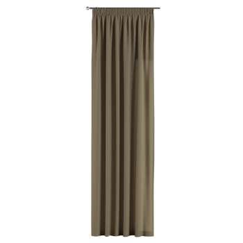 Záves na riasiacej páske 130 × 260 cm V kolekcii Chenille, tkanina: 702-21