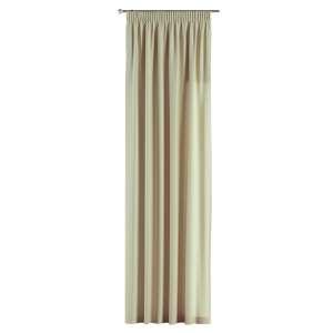 Vorhang mit Kräuselband 130 x 260 cm von der Kollektion Chenille , Stoff: 702-22