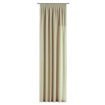 Záves na riasiacej páske 130 x 260 cm V kolekcii Chenille, tkanina: 702-22